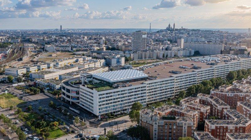 Le Five inaugure un nouveau centre avec vue imprenable sur Paris 1