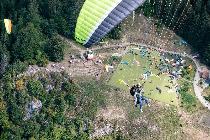 Le lac d'Annecy, théâtre de la première compétition de JetCycle 3