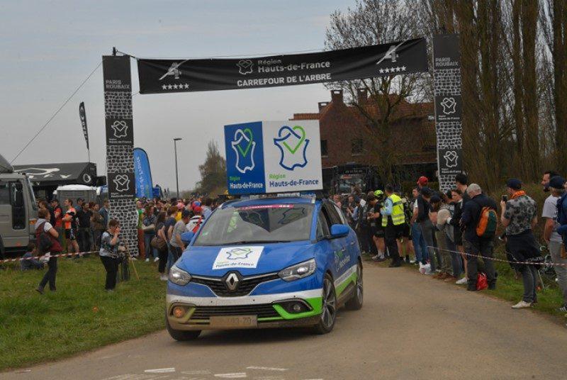 Le grand amour entre la Région Hauts-de-France et Paris-Roubaix 1