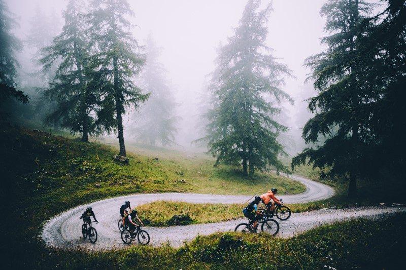 Les fans de Gravel se donnent rendez-vous dans les Alpes suisses 2