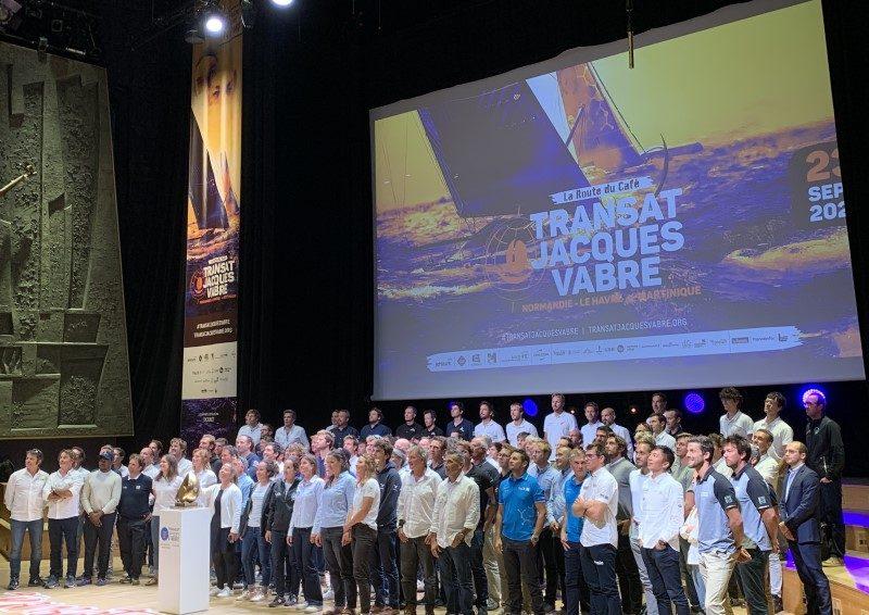 Transat Jacques Vabre : « une magnifique mise en lumière de la Martinique » 1