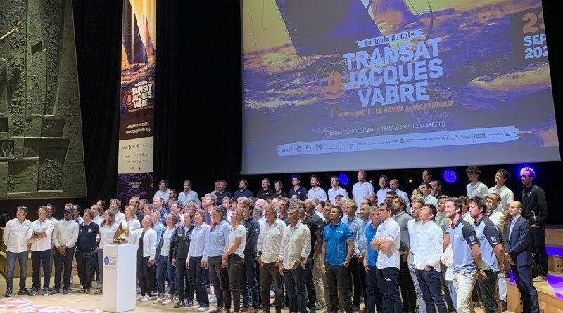Transat Jacques Vabre : « une magnifique mise en lumière de la Martinique »