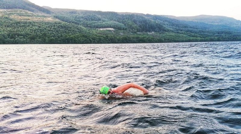 Lac Baïkal, tours de Manhattan, Loch Ness… En voyage avec le nageur de l'extrême Steve Stievenard 2