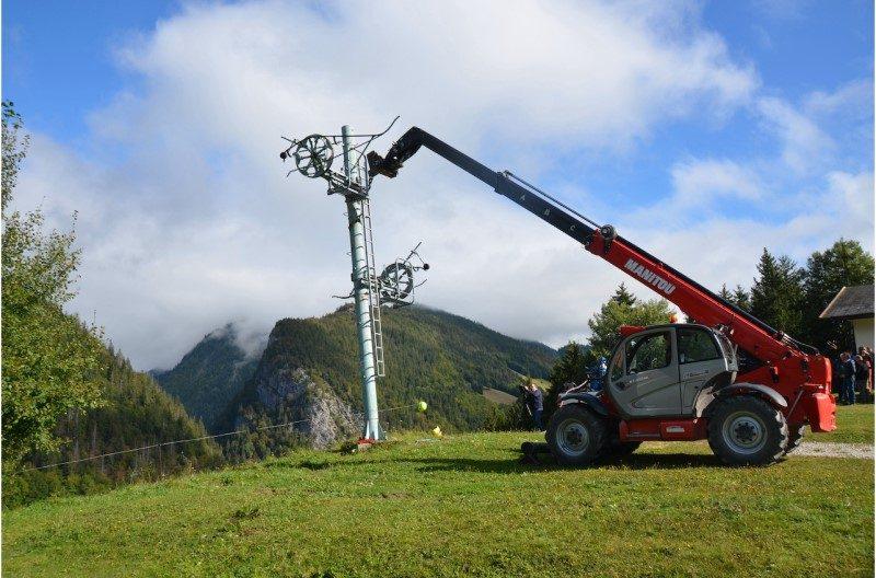Domaines Skiables de France élimine les remontées mécaniques à l'abandon 1