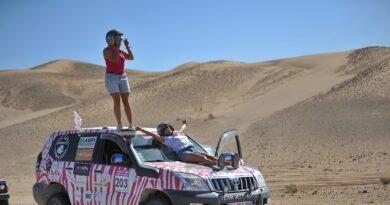 Pour son 20e anniversaire, le Trophée Roses des sables retrouve enfin le désert