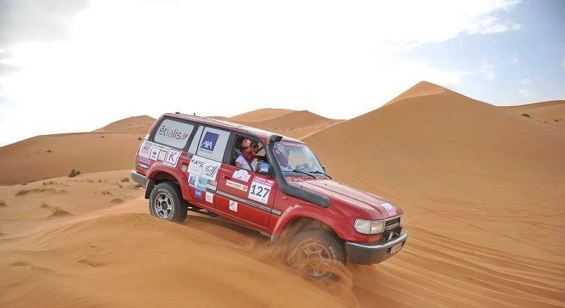 Pour son 20e anniversaire, le Trophée Roses des sables retrouve enfin le désert 1