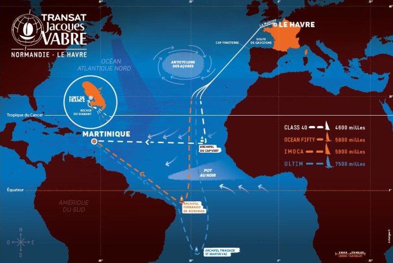 Transat Jacques Vabre : « une magnifique mise en lumière de la Martinique » 2