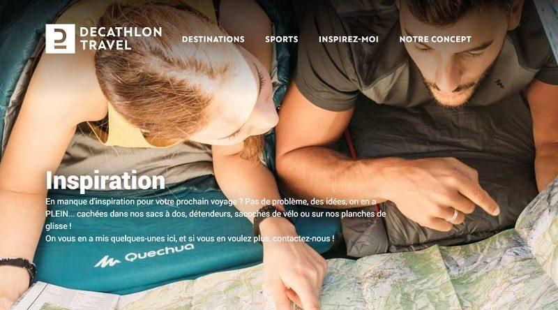 Decathlon se lance dans le voyage sportif avec Decathlon Travel 1