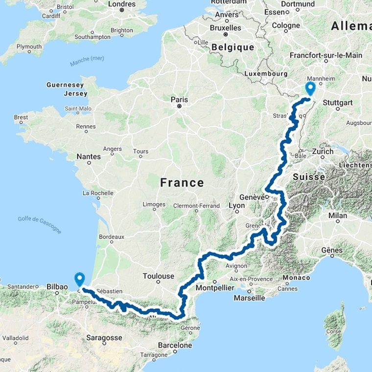 Naissance de l'HexaTrek, la plus longue randonnée de France avec 3 000 km de sentiers 2