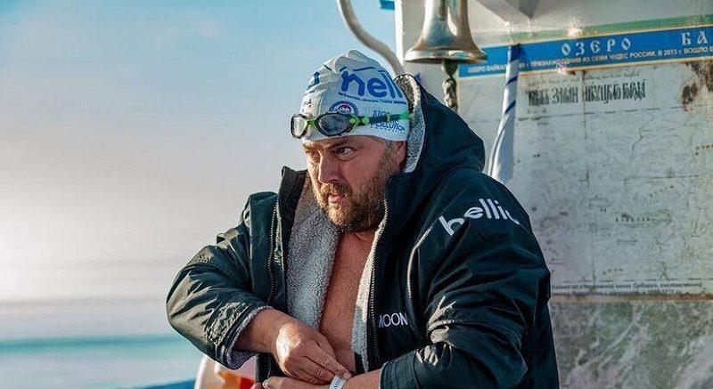 Lac Baïkal, tours de Manhattan, Loch Ness… En voyage avec le nageur de l'extrême Steve Stievenard 1