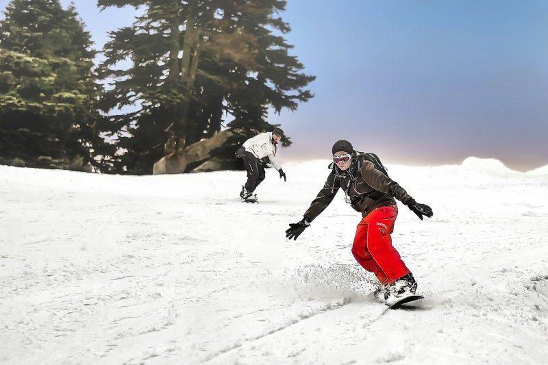 L'UCPA casse les préjugés sur les sports d'hiver 1